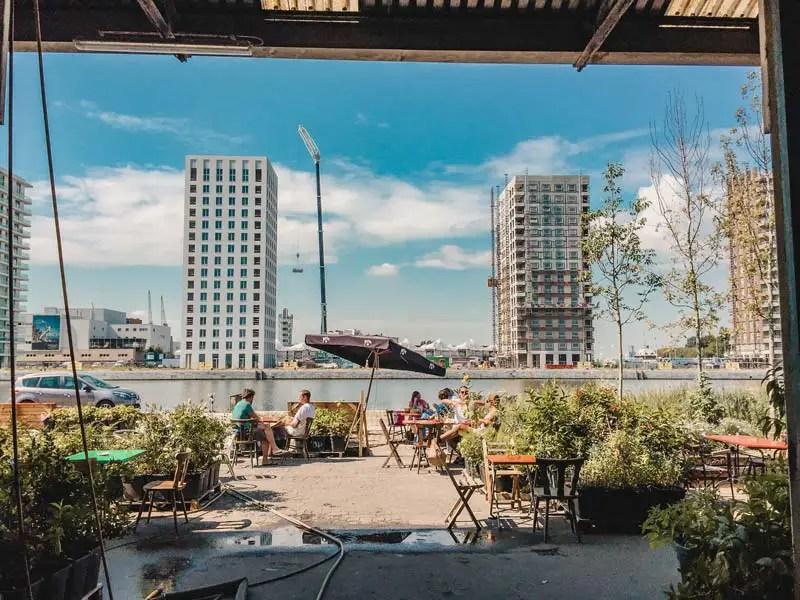 Eilandje – Antwerpen Sehenswürdigkeiten