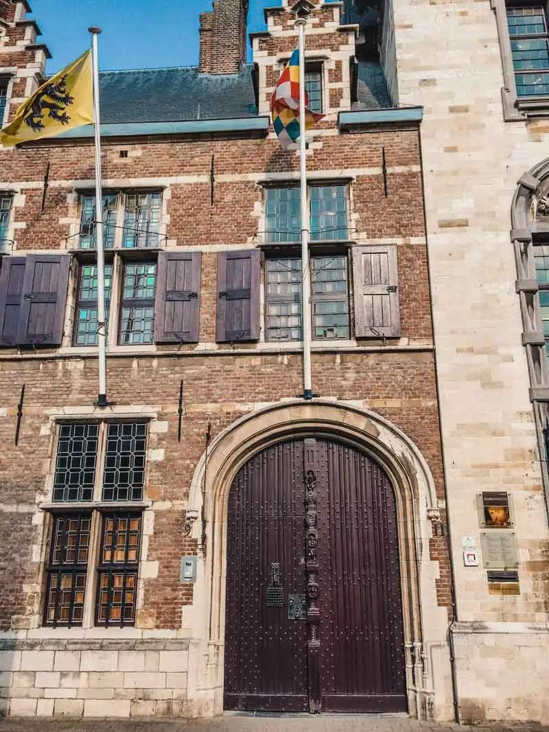 Rubenshaus – Antwerpen Sehenswürdigkeiten