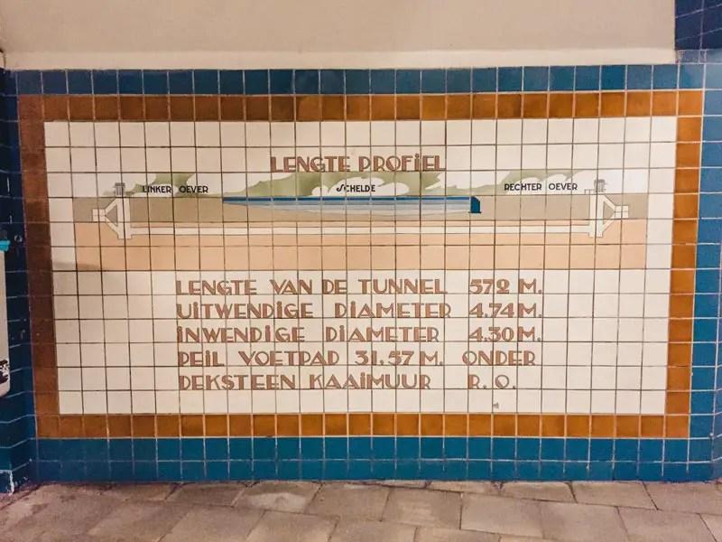 Sint Annatunnel - Attracties in Antwerpen