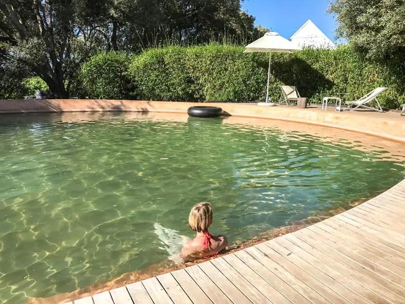 babylonstoren pool