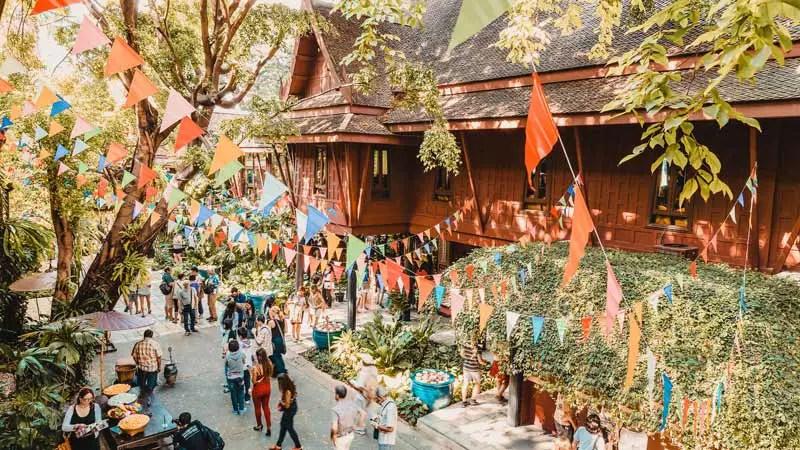 Bangkok Sehenswürdigkeiten Jim Thompson House