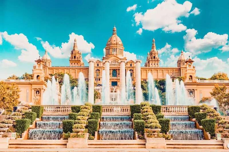 Barcelona Highlights Font Màgica