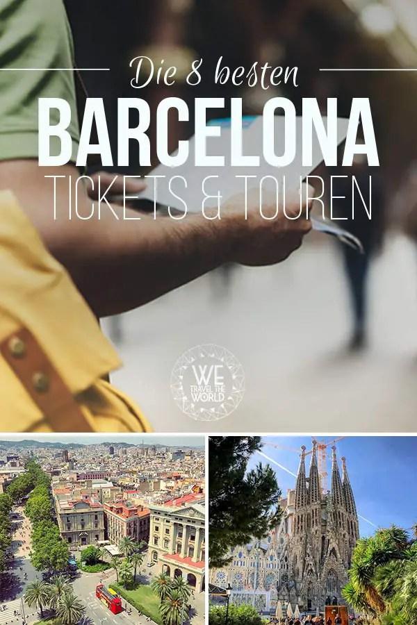 Barcelona Städte Trip: Unsere besten Barcelona Tickets und Touren | Bild: https://shutr.bz/2Igl2Vy #barcelona #reisetipp #kurzurlaub