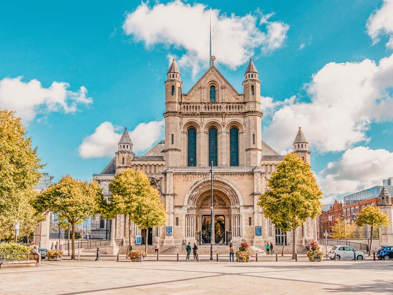 St-Annes-Cathedral – Belfast Sehenswürdigkeiten