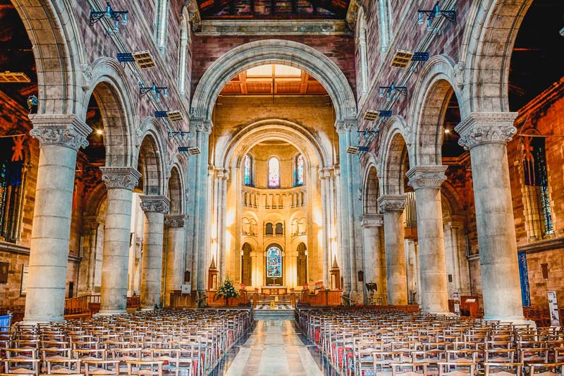 St Annes Cathedral - Attracties in Belfast