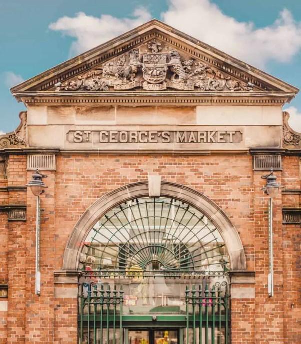 St-Georges-Market – Belfast Sehenswürdigkeiten