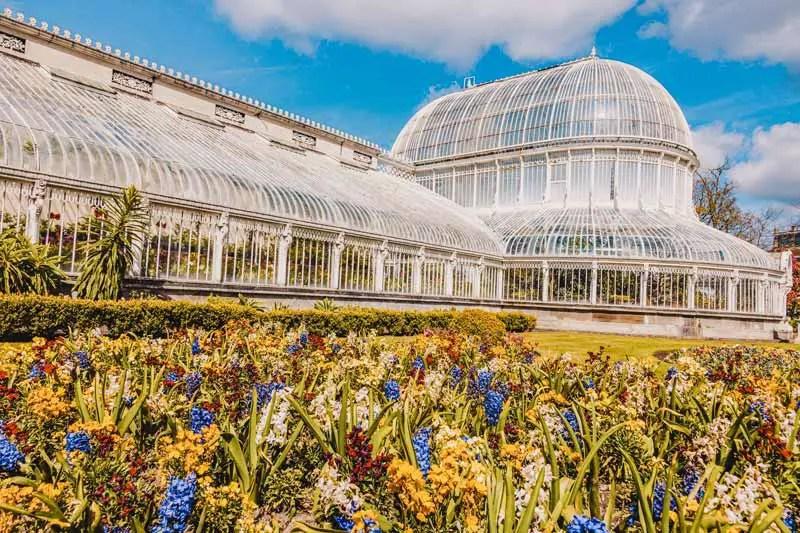 Botanic Garden – Belfast Sehenswürdigkeiten