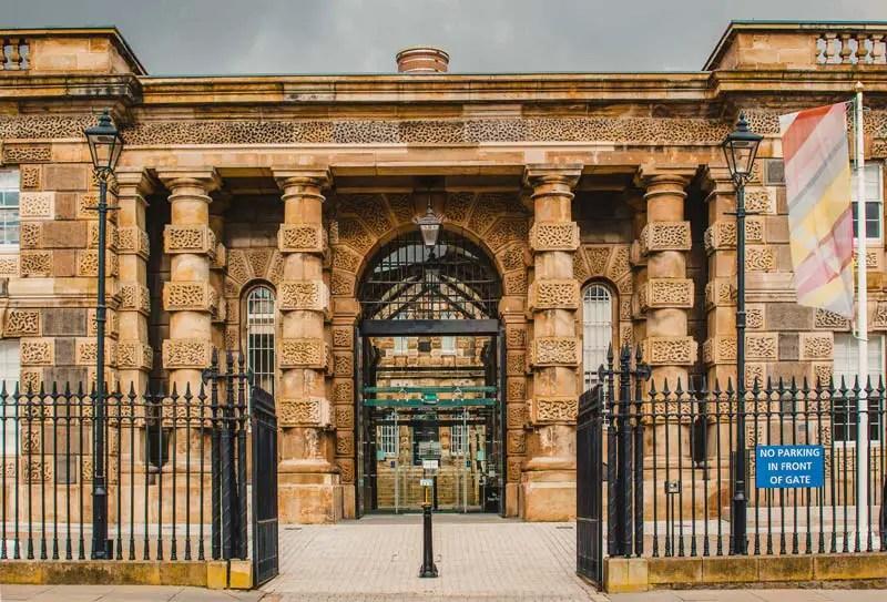 Crumlin Road Gaol - Attracties in Belfast