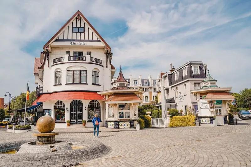 De Haan – Belgische Küste Sehenswürdigkeiten