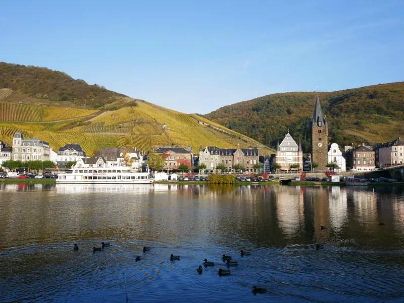Rheinland-Pfalz Reisetipps Bernkastelkues