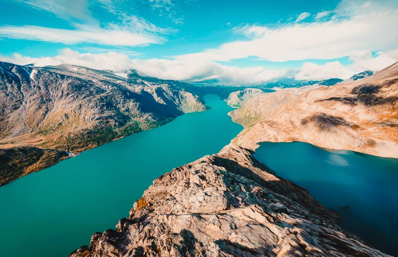 Jotunheimen – Die besten Treks der Welt | Schönste Trekkingtouren weltweit