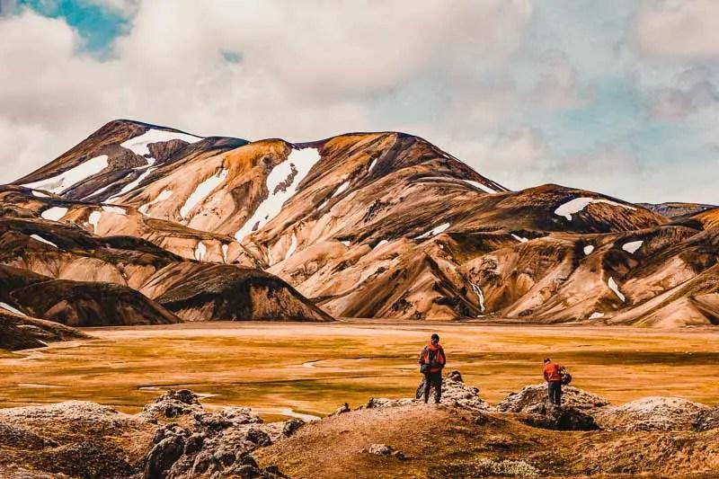 Laugavegur – Die besten Treks der Welt | Schönste Trekkingtouren weltweit
