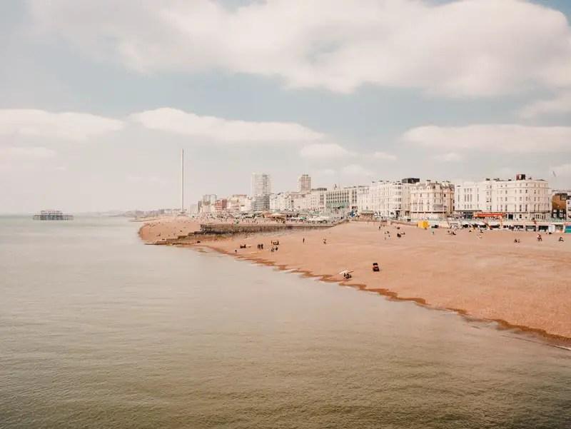 Brighton Sehenswürdigkeiten Beach