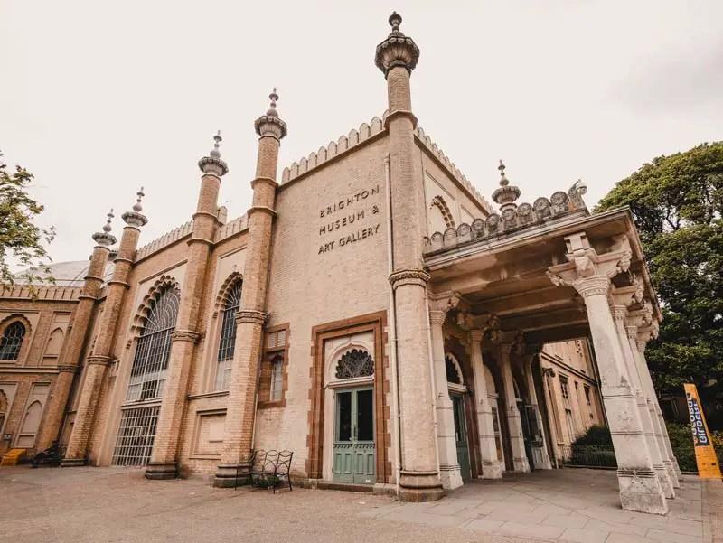 Brighton Sehenswürdigkeiten Museum