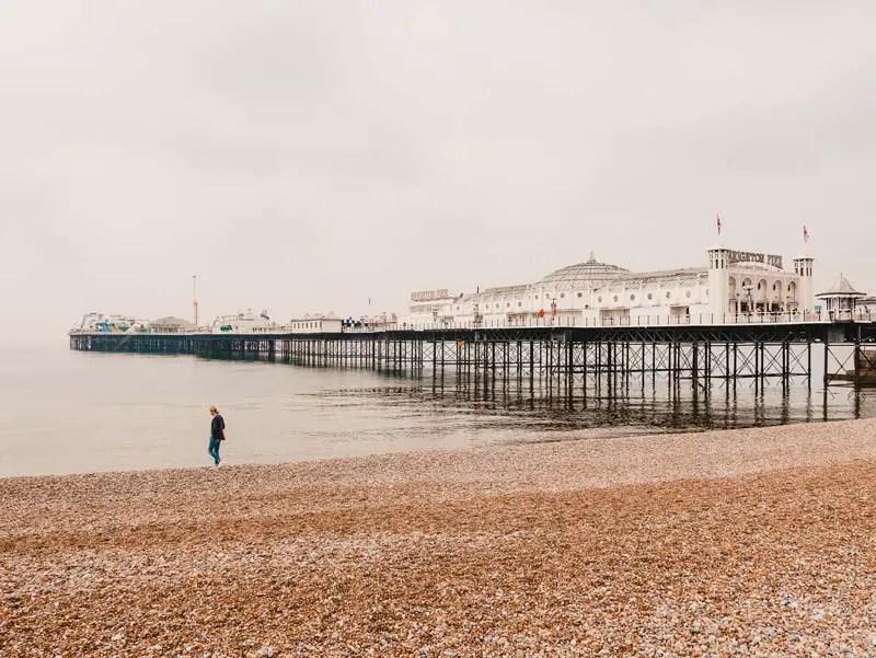 Brighton Sehenswürdigkeiten Palace Pier
