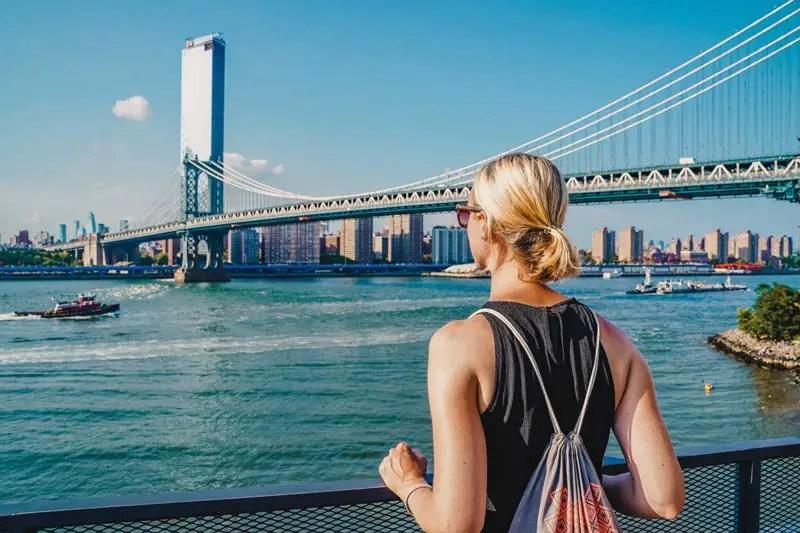 Manhattan Bridge - Brooklyn Attracties
