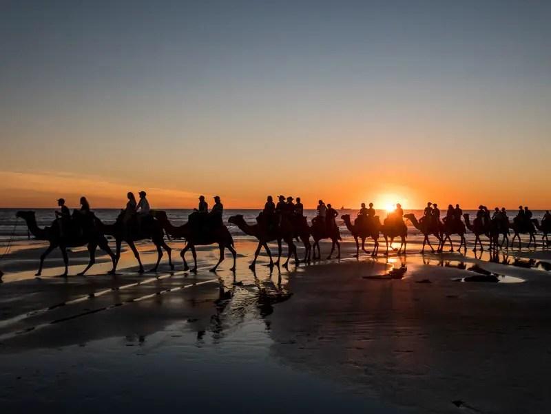 Australien Westküste Tipp – Broome