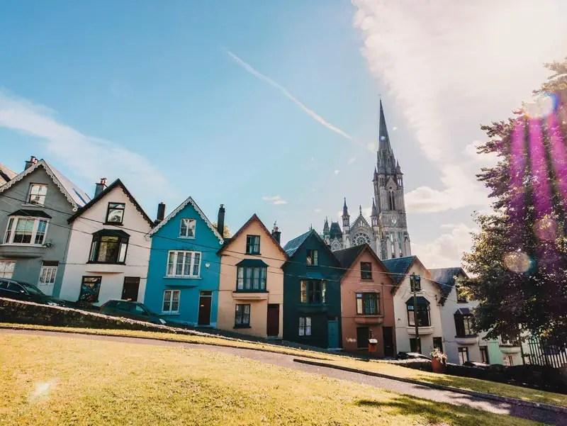 Cobh Irland