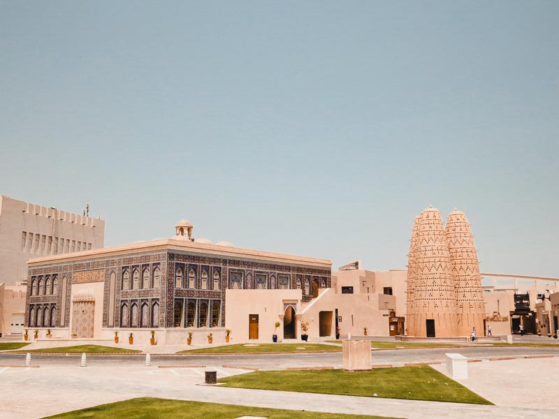 Kulturdorf Katara – Doha Sehenswürdigkeiten & Tipps
