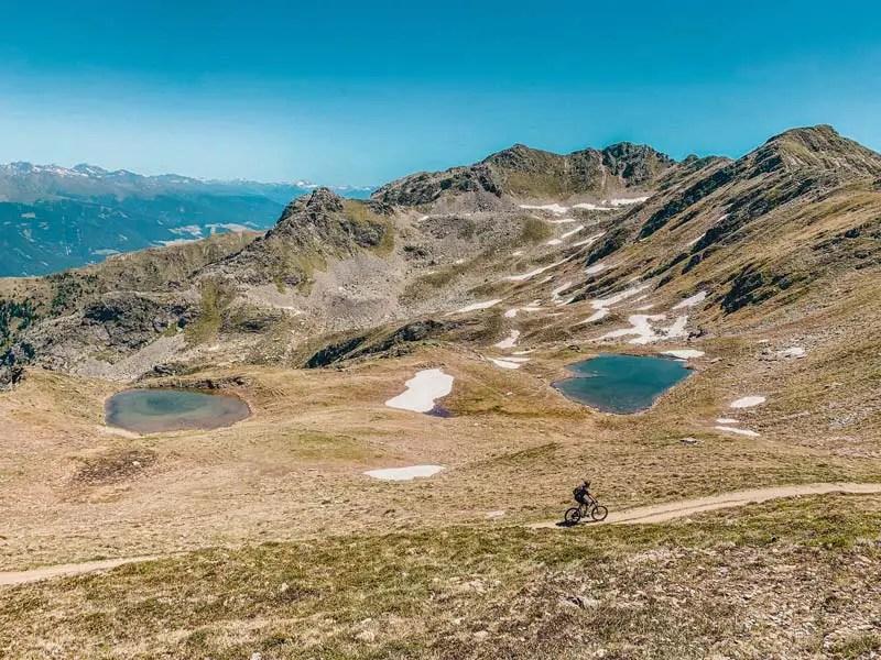 Wanderung Gipfelkreuz Hornischegg