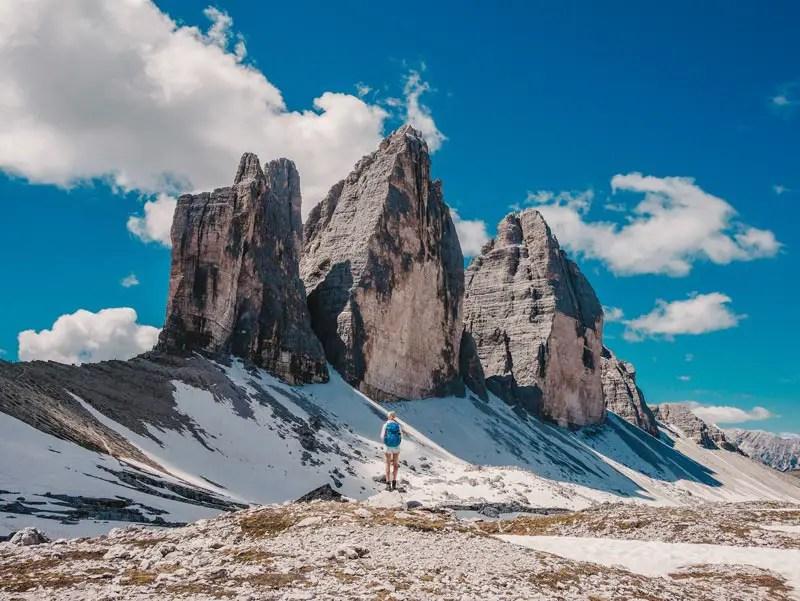 Drei Zinnen Umrundung – Wanderung um Drei Zinnen