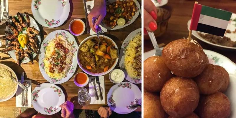 Dubai Reiseführer Online – Dubai Essen