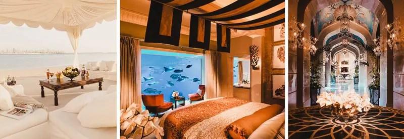 Dubai Hotels: Dubai schönste Hotels Atlantis The Palm