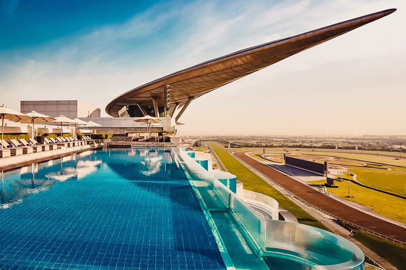 Dubai Hotels: Dubai schönste Hotels Meydan