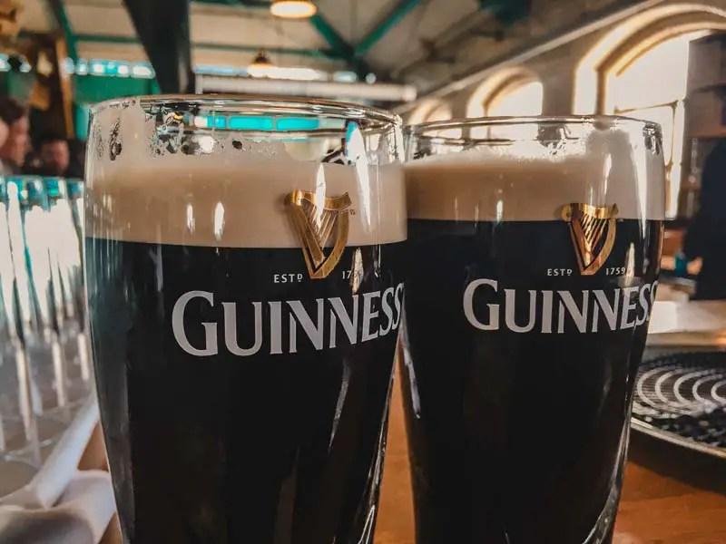 Guiness Experience Dublin Sehenswürdigkeiten