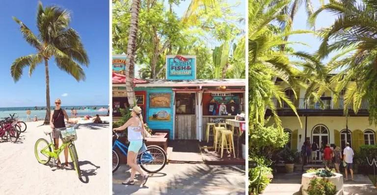Key West Sehenswürdigkeiten Bike Tour