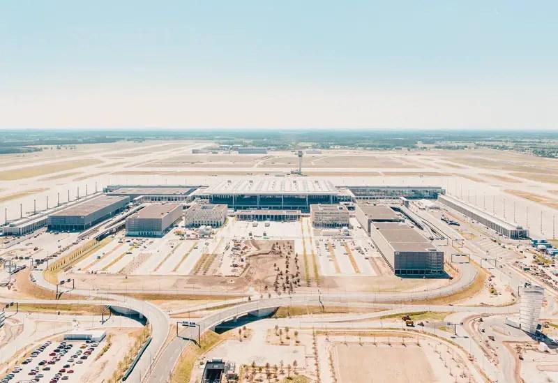 Flughafen BER Berlin