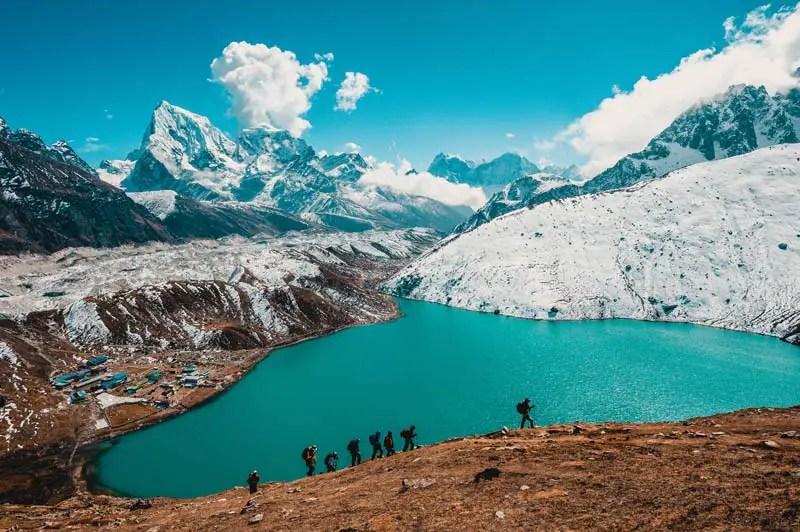 Trekking in Nepal – Gokyo