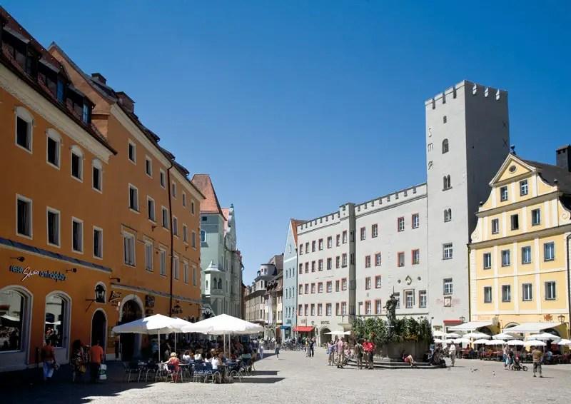 Haidplatz Regensburg