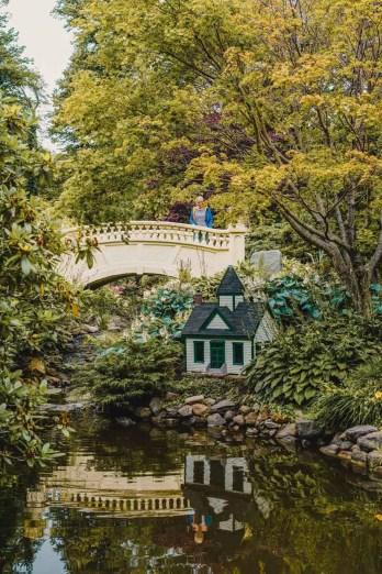 Public Gardens – Halifax Sehenswürdigkeiten