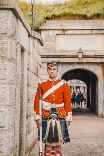 Halifax Zitadelle – Halifax Sehenswürdigkeiten
