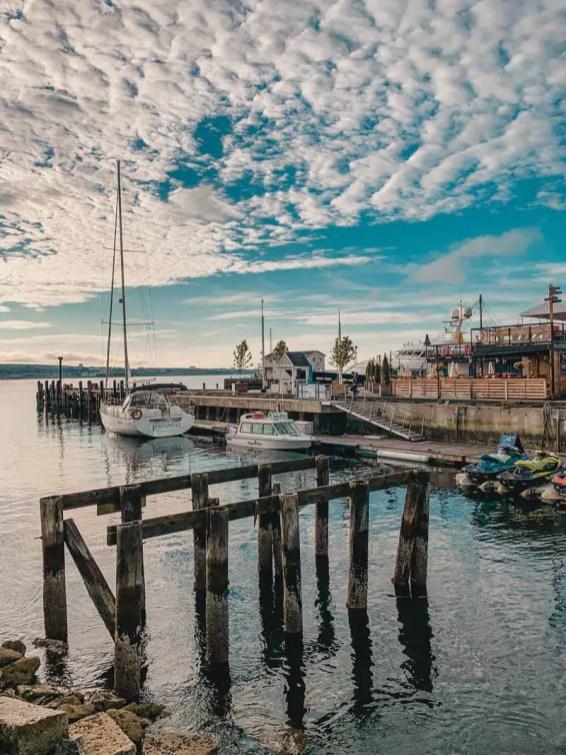 Waterfront – Halifax Sehenswürdigkeiten