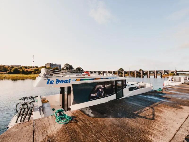 Shannonbridge – Hausboot Irland Shannon Le Boat