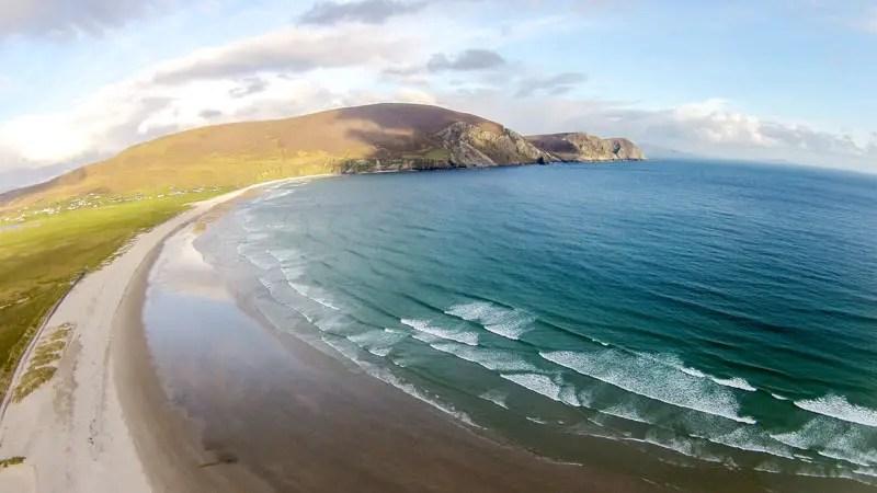 rland achill island drone drohne