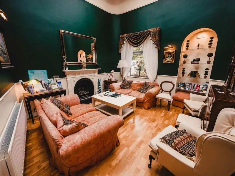 Faythe Guesthouse Irland Unterkünfte, Hotels und B&Bs