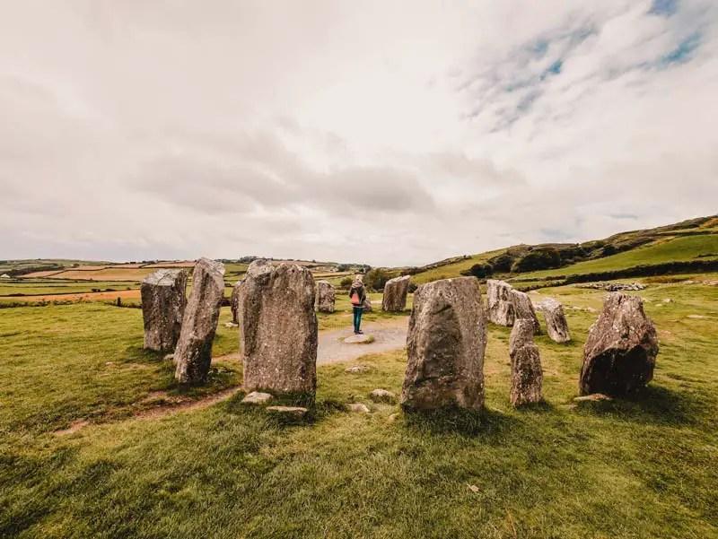 Drombeg Stone Circle – Irlands Südosten Sehenswürdigkeiten