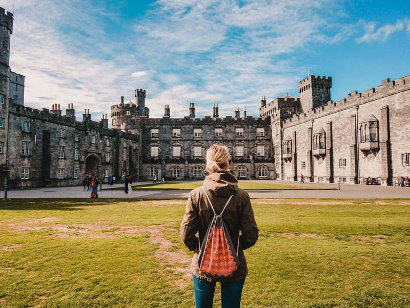 Kilkenny Castle – Irlands Südosten Sehenswürdigkeiten