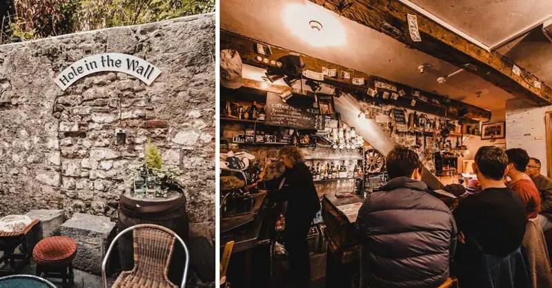 Hole in the Wall Kilkenny – Irlands Südosten Sehenswürdigkeiten
