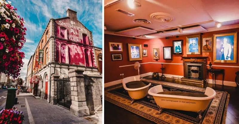 Smithwick's Experience Kilkenny – Irlands Südosten Sehenswürdigkeiten
