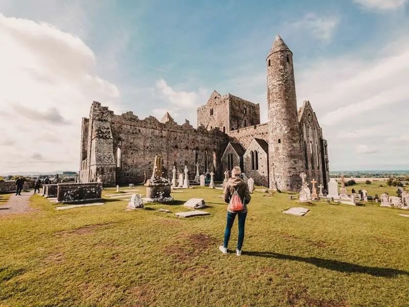 Rock of Cashel – Irlands Südosten Sehenswürdigkeiten