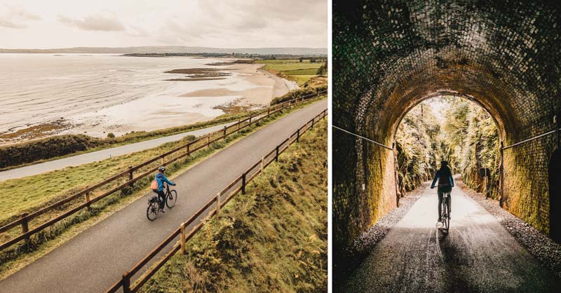 Irland Waterford Greenway