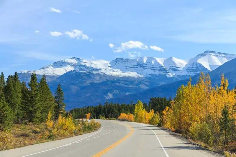 Kanada Route 3 Wochen
