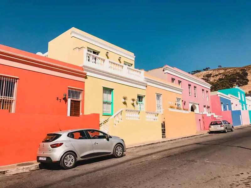 Kapstadt Sehenswürdigkeiten Bo Kaap