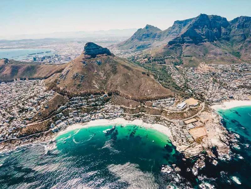 Kapstadt Sehenswürdigkeiten lions head