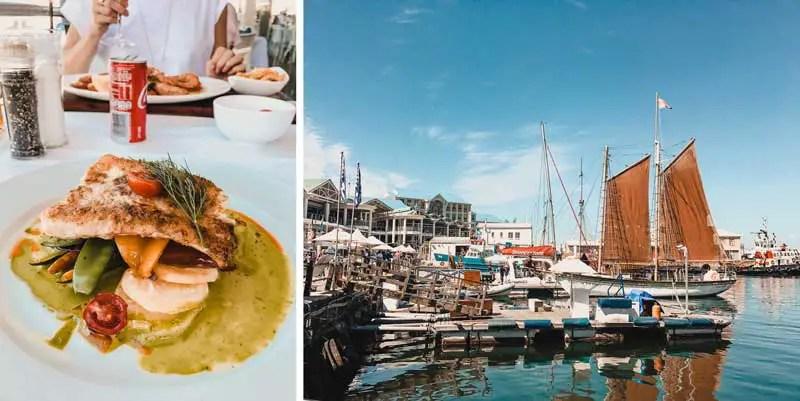 Kapstadt Sehenswürdigkeiten V A Waterfront