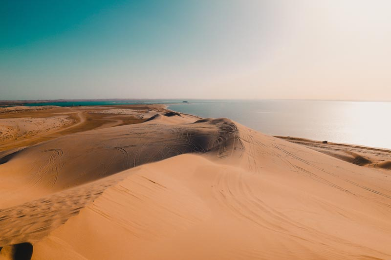 Katar in 3 Tagen – Katar Sehenswürdigkeiten – Chaur a Udaid